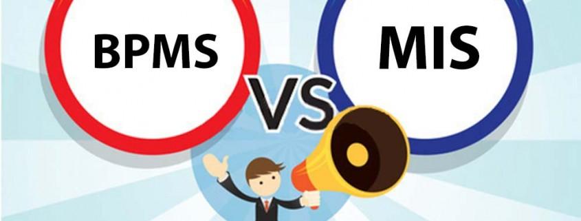 تفاوت BPMS با MIS